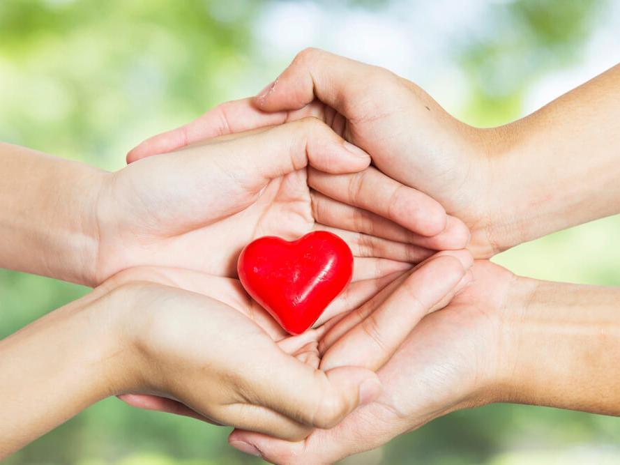 5 сентября — Всемирный день благотворительности