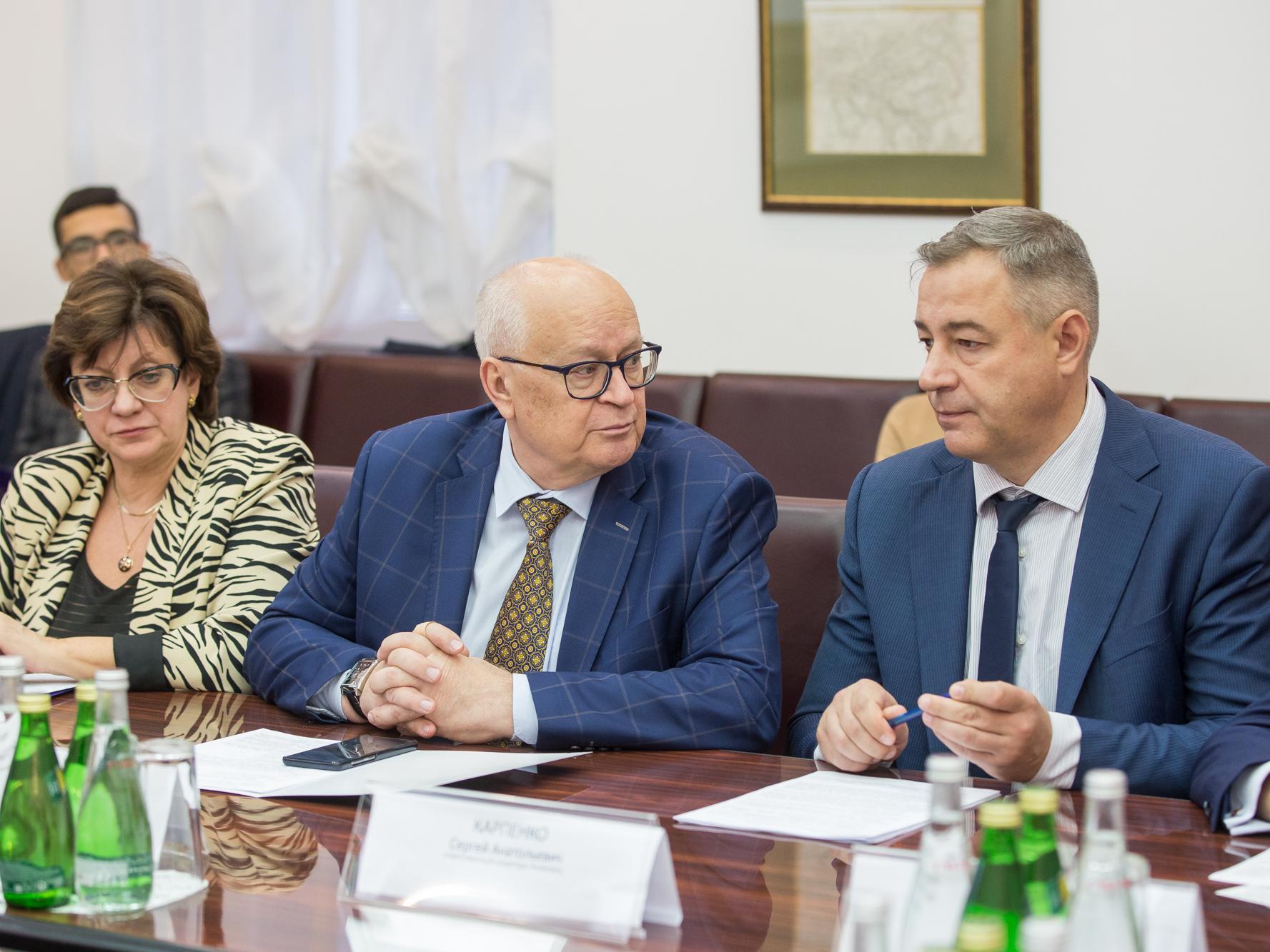 Учредитель фонда «Достойный гражданин» вошел в состав Комитета РСПП по благотворительности и меценатству