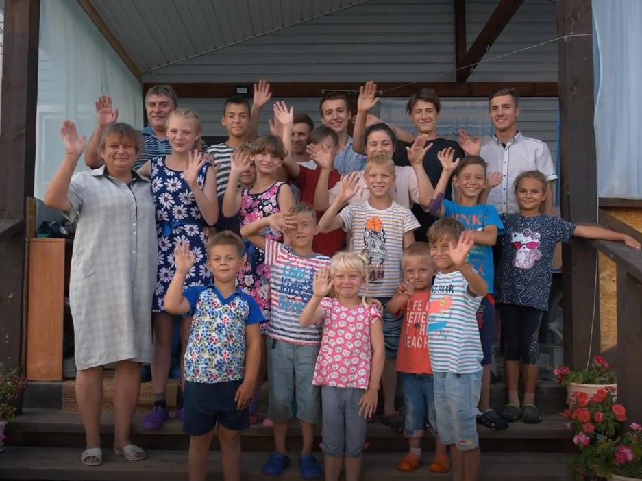Вышел видеосюжет о программе «Семейный очаг»