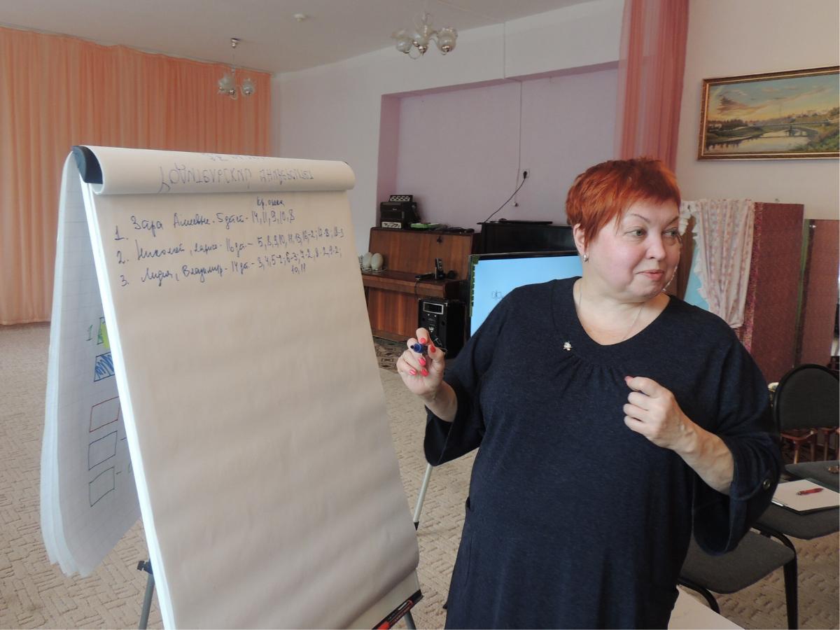 Университет приемных родителей фонда «Достойный гражданин» возобновил свои занятия